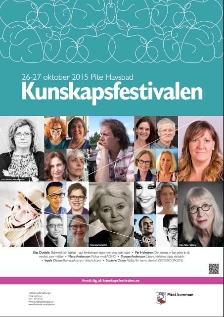 Kunskapsfestivalen Piteå